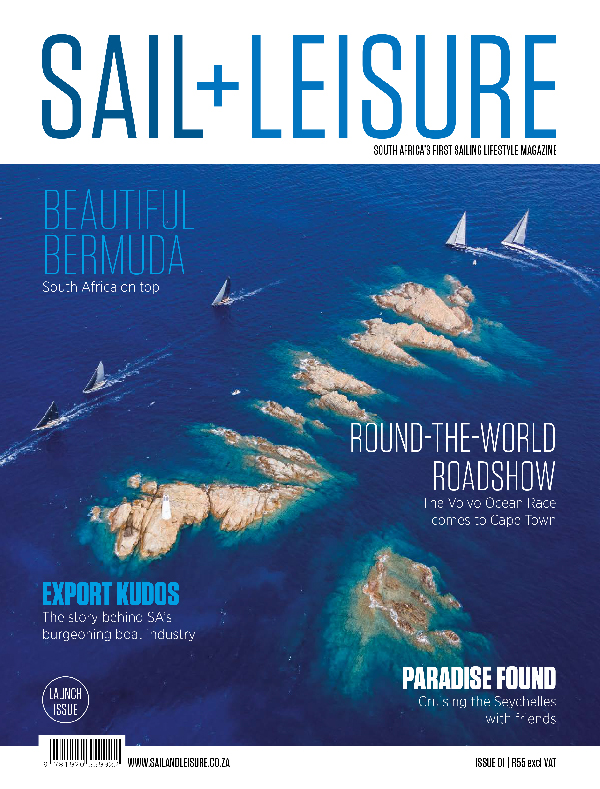 Sail and Leisure Magazine Issue 1