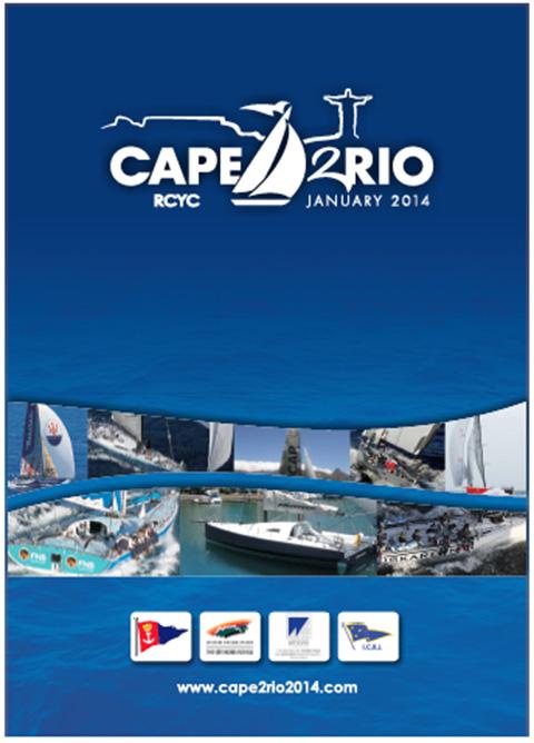 Cape2Rio brochure 2014