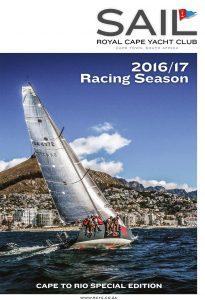 RCYC Sail Magazine 2016/17