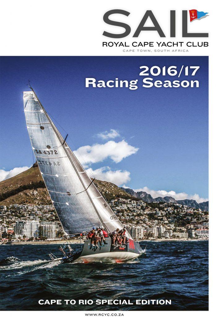 Sail | RCYC 2016/17