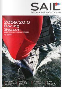 RCYC Sail Magazine 2009/10