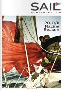 RCYC Sail Magazine 2010/11
