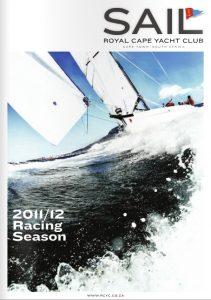 RCYC Sail Magazine 2011/12