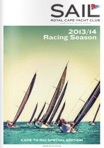 RCYC Sail Magazine 2013/14