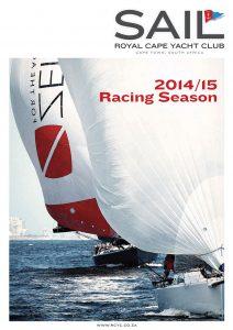 RCYC Sail Magazine 2014/15