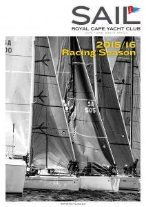 RCYC Sail Magazine 2015/16